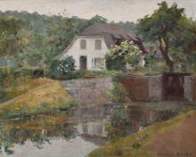 Ludovic. BAUES (Maastricht 1864 - Liège 1937)