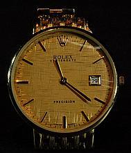 14K Gold Rolex Watch