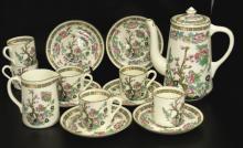 Hammersley & Company Tea Service