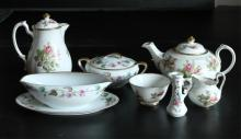 Grouping of Porcelain Items