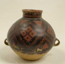 Archaic Pottery Jar