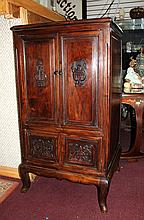 Old Rosewood Cabinet