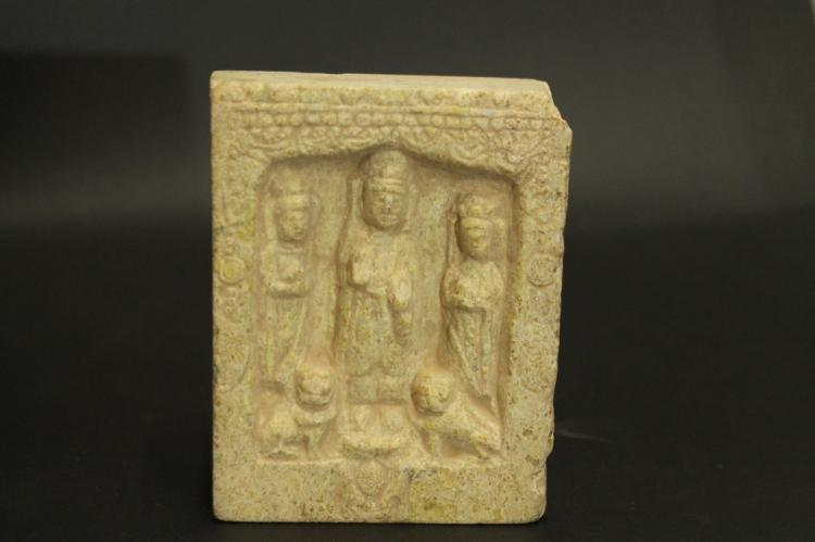 Carved Chinese Stone