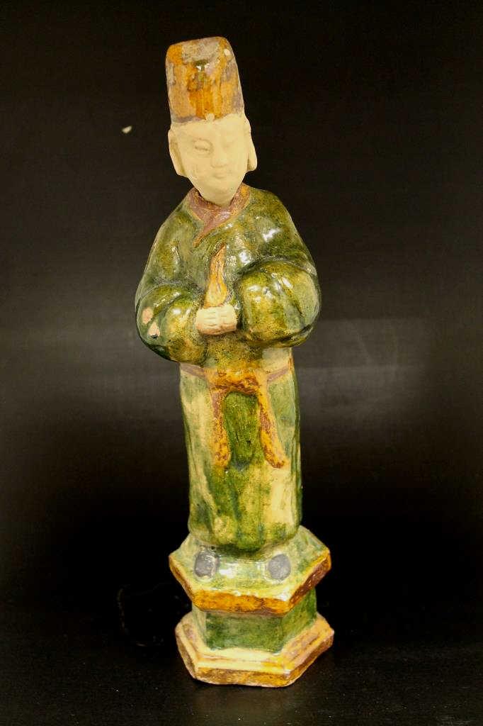 Chinese Pottery Figure