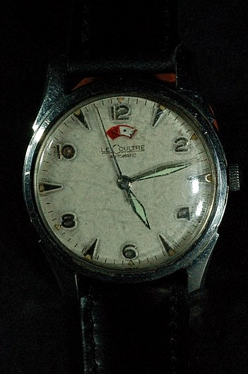 Vintage LeCoultre Wrist Watch