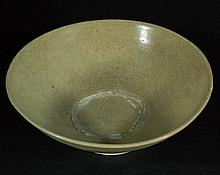 Antique Chinese Celadon Glazed Bowl - Song