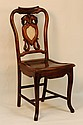 A Chinese Hardwood Chair