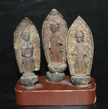 Southeast Asian Diety Statue