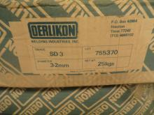 Oerlikom SD 3 3-2MM Mig Wire Qty 2