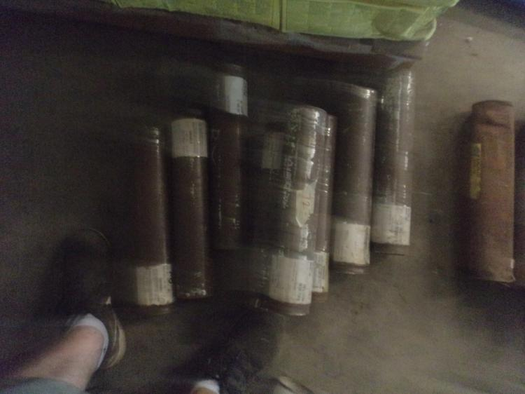 Lot of 8, 10 pound tubes of 5/32