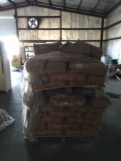 2 pallets of Lincolnweld 882 Series Neutral