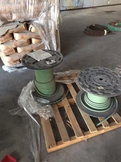 2 rolls of hose