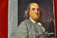 2006   Sealed Benjamin Franklin Coin & Chronicle