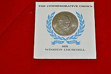 1965   Sir Winston Churchill Commemorative Crown