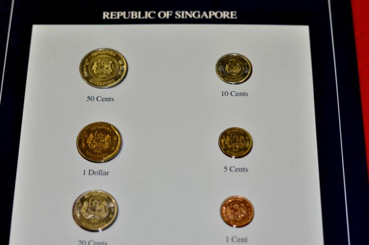 Coins of All Nations Set from Republic of