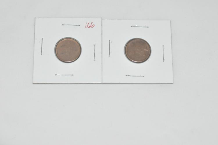 2 Penny Blank Planchets
