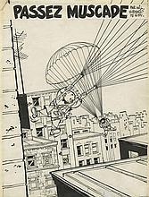 WILL (1927-2000)  - Tif et Tondu – Passez muscade