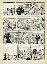 Jacques MARTIN (1921-2010)  - Alix – La griffe noire