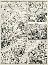 Enki BILAL (né en 1951)  - Exterminateur 17