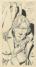 MOEBIUS (1938-2012)  - John Difool & Deepo