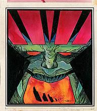 Philippe DRUILLET (né en 1944)  - Schtroumpf – Les cahiers de la bande dessinée