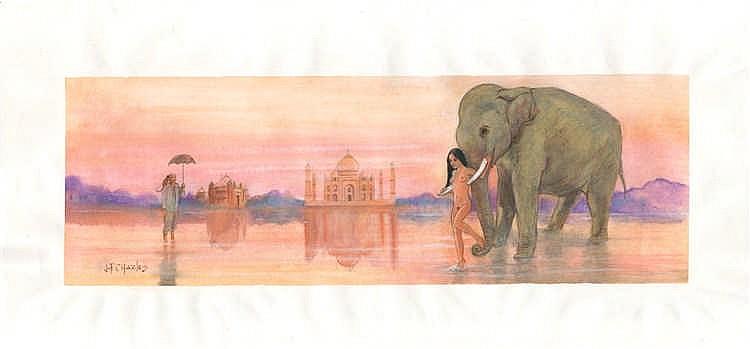 CHARLES Jean-François - India Dreams