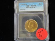 March Coin Auction ONLINE ONLY