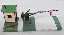 American Flyer Crossing Gate w/ bell