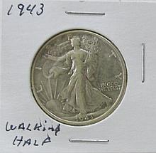 1943 Walking Half