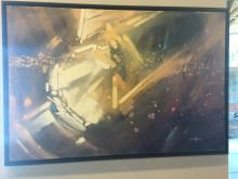 Dan Nelson Original Abstract Painting