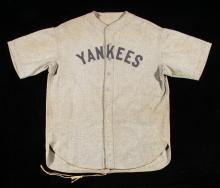 The Babe Ruth Collection Live Auction
