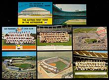 Lot of (140+) Late 1950s-2000s Baseball related oversized postcards and premiums (GD-NM)