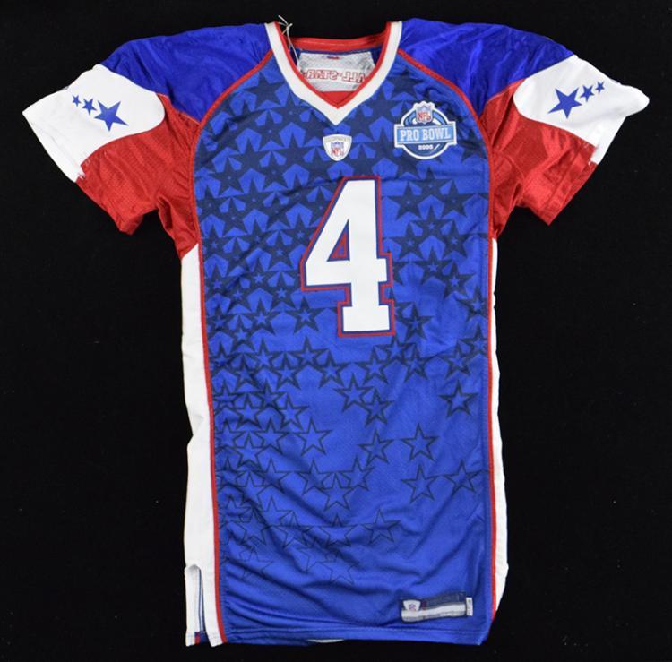 the best attitude 93598 51746 2008 Brett Favre professional model/quality Pro Bowl jersey.
