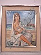 Jacques Lalande - Oil on Canvas, Jacques Lalande, Click for value
