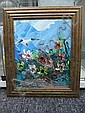 Morris Katz - Oil on Board, Morris Katz, Click for value