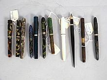 10 Fountain Pens
