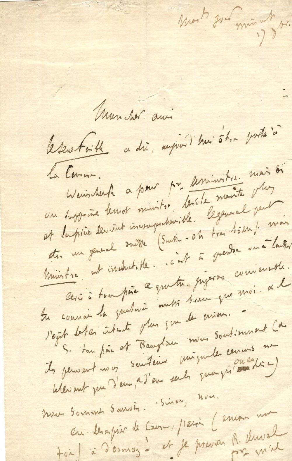 FLAUBERT GUSTAVE: (1821-1880)