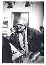 FILM DIRECTORS: Selection of signed cards, pieces,