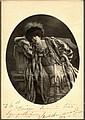 BERNHARDT SARAH: (1844-1923) French Actress. A