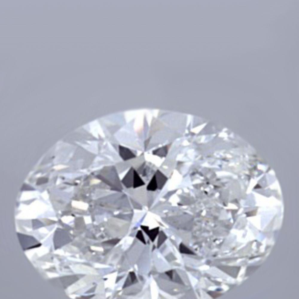 2 01 Ct Loose Oval Cut Diamond Color E Si1 27 Off Rapaport