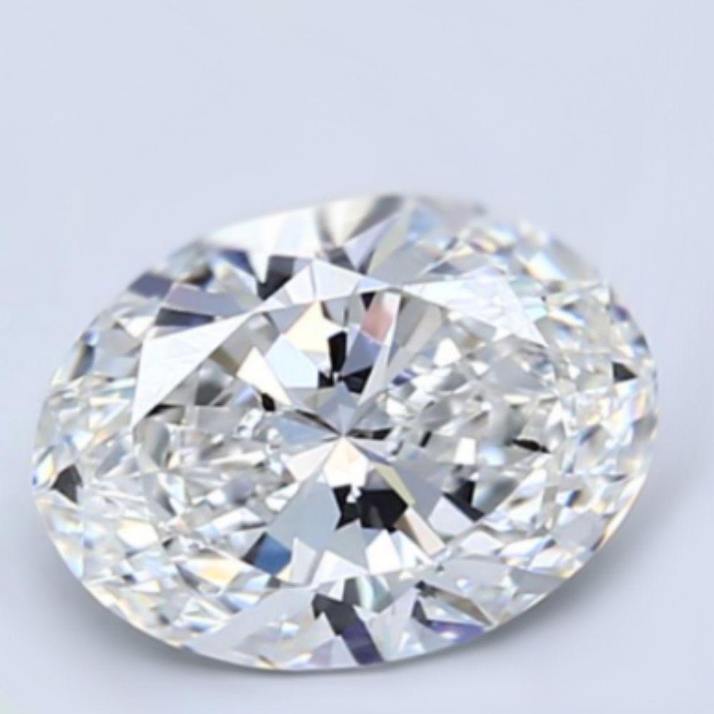 1 2 Ct Loose Oval Cut Diamond Color G Vs1 12 Off Rapaport L
