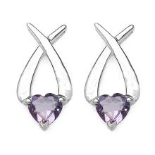 Amethyst:Heart Shape/6.00mm 2/1.40 ctw #29228v3