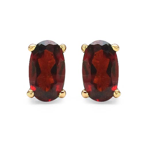 Garnet:Oval/5x3mm 2/0.70 ctw #29266v3
