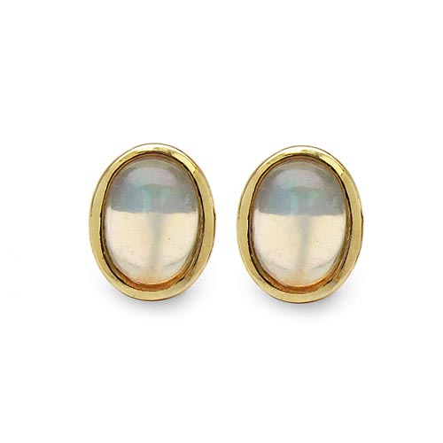 Opal:Oval/7x5mm 2/1.10 ctw #29187v3