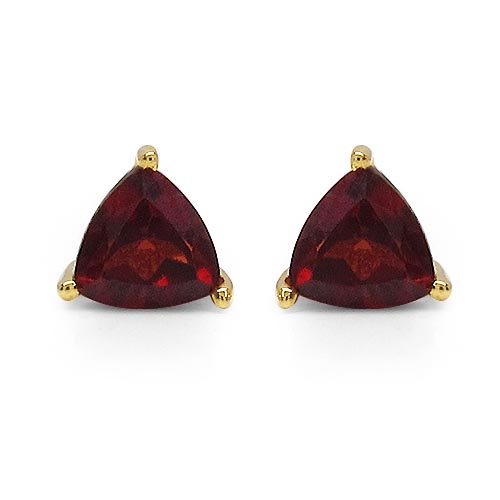 Garnet:Trillion/4.00mm 2/0.70 ctw #29281v3