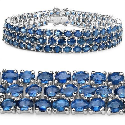Sapphire:Oval/4x3mm 36/9.00 Ctw + Sapphire:Oval/4x3mm + Sapphire:Oval/4x3mm + Sapphire:Oval/4x3mm #33298v3