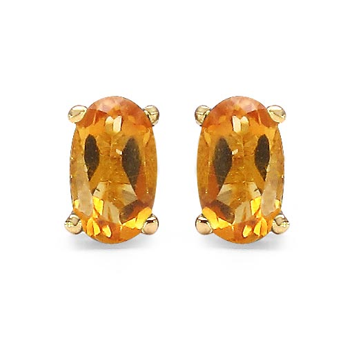 Citrine:Oval/5x3mm 2/0.54 ctw #29264v3