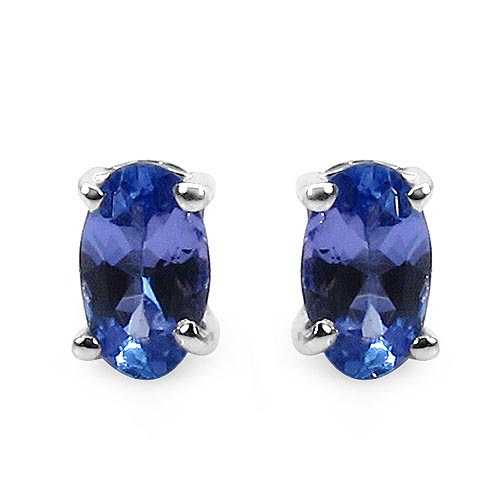 Tanzanite:Oval/5x3mm 2/0.50 ctw #29235v3