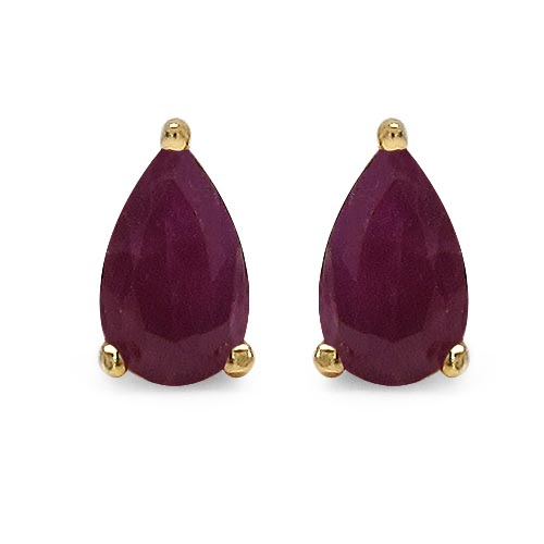 Ruby:Pear/5x3mm 2/0.50 ctw #29290v3
