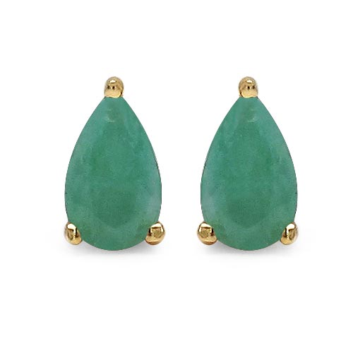 Emerald:Pear/5x3mm 2/0.44 ctw #29287v3